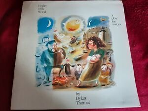 Dylan Thomas Under Milk Wood A Play For Voices 2xLP Gatefold with Booklet Vinyl