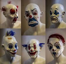 Heanchmen, clown mask set 1:1 The Dark Knight TDK Masks, Prop