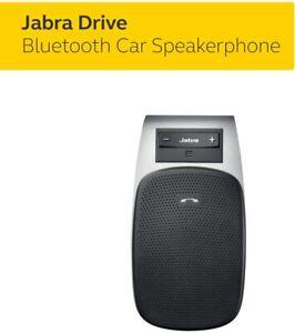 Jabra Drive Bluetooth Wireless In-Car Speakerphone HFS004 - Excellent!
