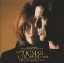 The Thomas Crown Affair - Soundtrack (NEW CD)