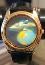 Fossil Limited Edition 3D Hologram Rocket Wristwatch