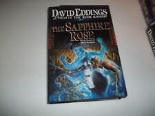 The Elenium: The Sapphire Rose Bk. 3 by David Eddings (1991, Hardcover) used