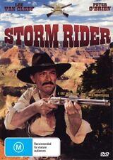 STORM RIDER - LEE VAN CLEEF - CLASSIC NEW & SEALED DVD