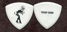 LITA FORD 2008 Rocklahoma Tour Guitar Pick!!! TEDDY COOK custom concert stage