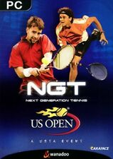 NEXT GENERATION TENIS E. E. U. U . OPEN PC USADO