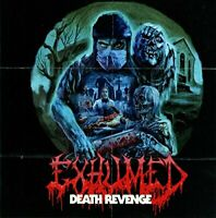 Exhumed - Death Revenge [CD]