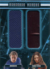 Marvel Avengers Age of Ultron Locker Double Dual AL2-PW Costume Relic Card