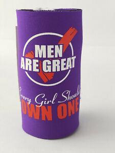 Chicks Stubby Holder - Men Are Great CS14 (for women)