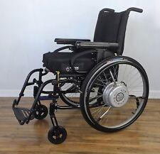 XTENDER x3 power-assist Quickie wheelchair, ROHO seat, wheels - e-motion tilite