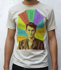 Ludwig Wittgenstein T shirt Quotes Design