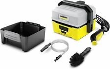 Karcher OC 3 Outdoor Cleaner + Adventure box. Idropulitrice portatile a batteria