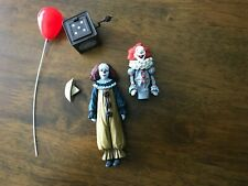 IT MOVIE Pennywise NECA Accessory Set Loose GEORGIE SS BOAT Red Balloon Dolls