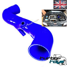 UK AUDI TT S3 SEAT LEON CUPRA R 1.8T 20V fit SILICONE INDUCTION INTAKE HOSE BLUE