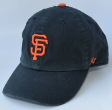 San Francisco Giants KIDS Baseball Cap Hat MLB Adjustable Strapback '47 BRAND