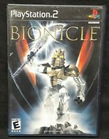 Bionicle  -  PS2 Playstation 2  Game 1 Owner Mint Disc Plays perfectly !!