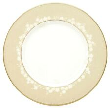 "Lenox Bellina Gold Salad Dessert Plate 8.25"" New"