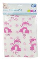 Primi passi per cambio neonato MAT 67cm x 47 cm Rosa Tilly pannolino Tappetino Pieghevole Viaggio