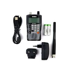 New Uniden UBC125XLT professional broadband scanner (CB Radio, AIR, UHF, VHF)