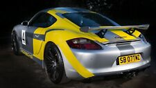 Porsche Cayman GT4 Spoiler Add On