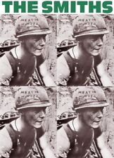 THE SMITHS POSTER 84x59.5cm NEW Meat Is Murder album cover art army soldier