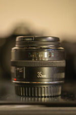 canon EF 35mm f2 lens in great condition