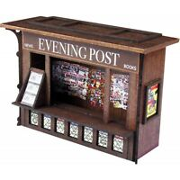 Platform Kiosk - OO/HO Card kit – Metcalfe PO517 - Free Post - L1