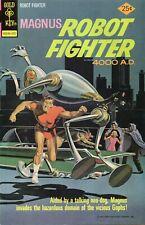 MAGNUS ROBOT FIGHTER #39 Gold Key / Whitman Comics 1975 FN/VF