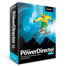 CyberLink PowerDirector 12 Ultra (Box) (1) - Vollversion für Windows 1001226