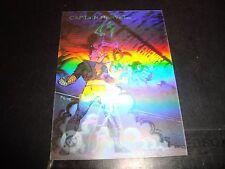 Captain Marvel DC Cosmic Teams Hologram DCH 11 Shazam 1993 Skybox Mint Condition