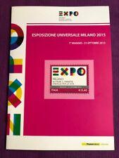 FOLDER 2012 - EXPO  MILANO 2015  INTROVABILE