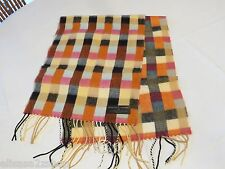 Softer Than Cashmere ? D&Y scarf neck wrap fringe women's 70 in 12 1/2 in