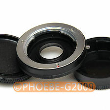 Minolta MD MC Lens to NIKON D90 D700 D300 Mount Adapter