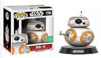Star Wars BB-8 Thumbs Up SDCC Funko Pop Vinyl - NEW in Box