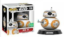 Star Wars BB-8 Thumbs Up SDCC Funko Pop Vinyl - NEW in Box