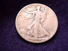 1927-S WALKING LIBERTY HALF DOLLAR GREAT COIN!   #10