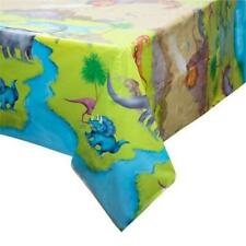 DINOSAUR PLASTIC PARTY TABLE COVER T-REX NEW GIFT