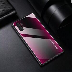 Hülle Samsung Galaxy S20 Plus S10 S10e S9 S8 Handy Tasche 360 Glas + 3D Folie