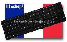 Clavier FR AZERTY Pour Acer 9Z.N3M82.B0F NSK-AUB0F KBI170A210 PK130DQ1A13