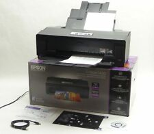 EPSON ARTISAN 1430 WIRELESS NETWORK USB WIDE-FORMAT PHOTO COLOR INKJET PRINTER