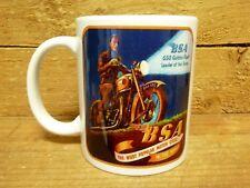 300ml COFFEE MUG - BSA GOLDEN FLASH