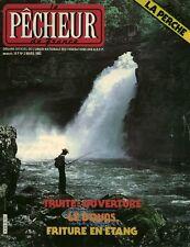 Revue le pêcheur de France No 2 Mars 1983