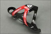 Full Carbon 3K Ultralight MTB Bike Bicycle Water Drink Bottle Holder Rack Cage