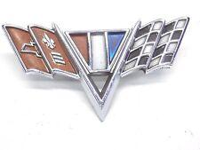 Oct OEM Emblem 1967 Chevrolet Corvette Chevelle Part Fender Emblem