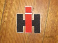 "International Harvester IH  5.2"" X 5.80"" Sew on / Iron On Patch"