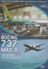 Boeing 737 Max 8 (DVD, 2018)