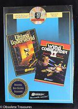 Ultima Underworld / Wing Commander II Vtg Origin Double Pack CD-ROM