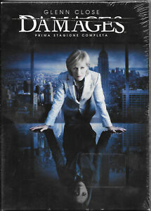 Damages - Prima Stagione Completa (3 DVD)
