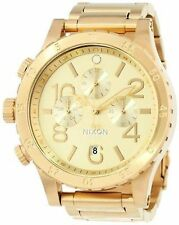Nixon Men's Quartz (Battery) Sport Wristwatches