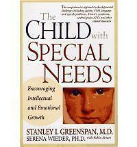 The Child With Special Needs: Encouraging Intellectual and Emotional Growth (A