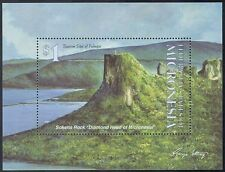 Micronesia 1993 Tourism/Sokehs Rock/Forest/Trees/Nature/Geology 1v m/s ref:s1830